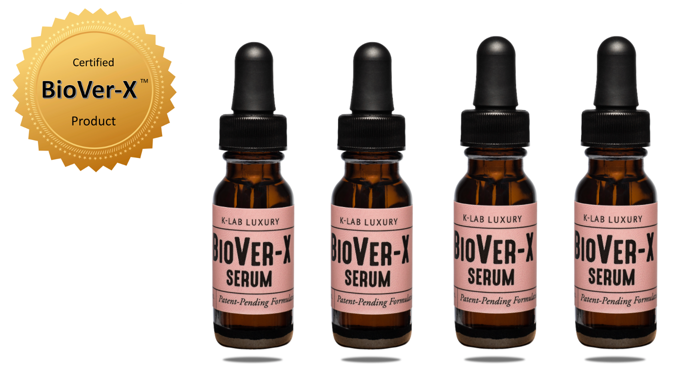 4-Pack - BioVer-X Anti-Aging Wrinkle Serum