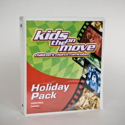 KOTM Curriculum: Holiday Pack