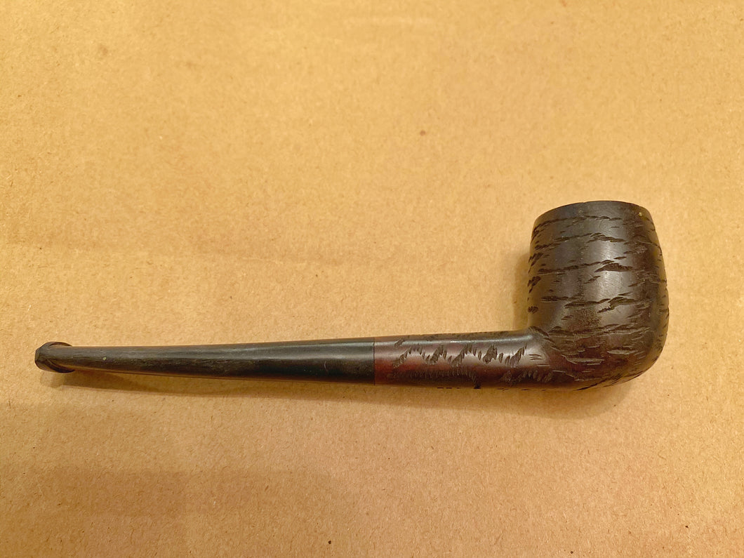 Algerian carved straight billiard