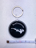 RNATREASURES 2x2 Coin Keychain