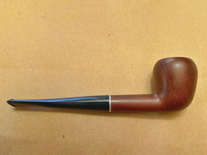 Vintage Italian briar filtered pipe