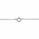 "Diamond ""Wish"" Bracelet in Sterling Silver"
