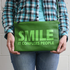 PISELLO CROSSBODY / SMILE