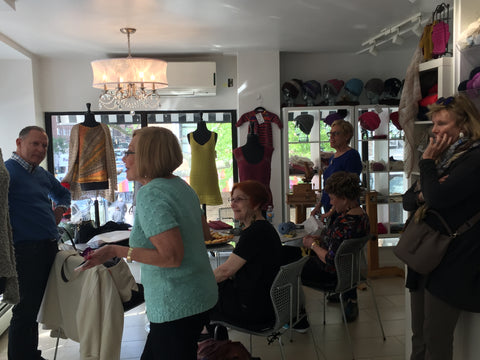 TSC Trunk Show at String