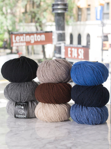 String Yarns Classica Cashmere Yarn special