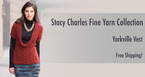 Stacy Charles Fine Yarn Collection