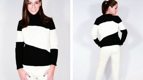 String Yarns Yin Yang Sweater