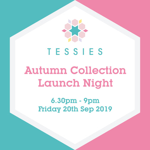 Autumn Collection Launch Night