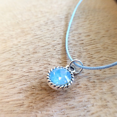 Water Jewel Choker
