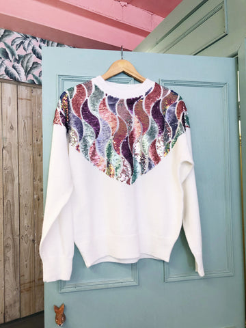 Mermaid Flames Jumper of Dreams