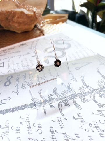 Twinkly Drop Earrings