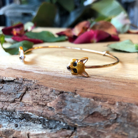 Little Fox Bangle