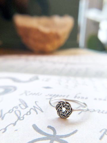 Celtic Circle Ring