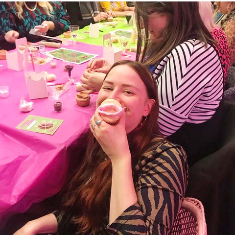 Vulva Cupcake Decorating // 14th February 2020