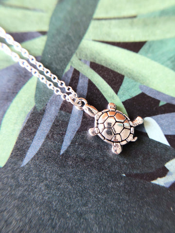 Timmy Tortoise Necklace