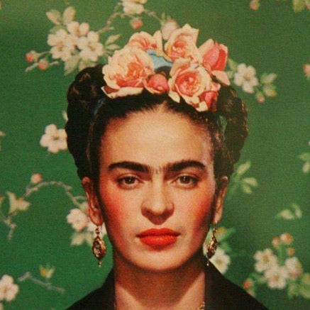 Frida Kahlo Portrait Painting Workshop // 15th Jan 2020