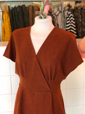 Shimmer Rust Playsuit