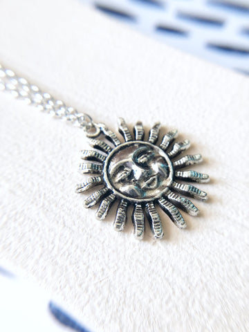 Sun Lady Necklace