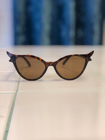 Tortie Flick Sunglasses