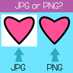 The Difference Between JPG and PNG