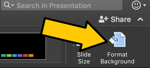 How to Insert an Image Into PowerPoint Background