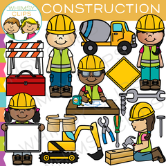 Construction Clip Art