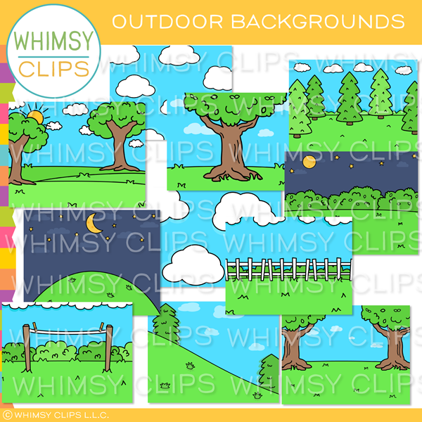 General Outdoor Backgrounds