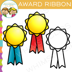 Award Ribbon Clip Art