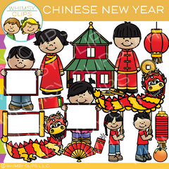Chinese New Year Clip Art