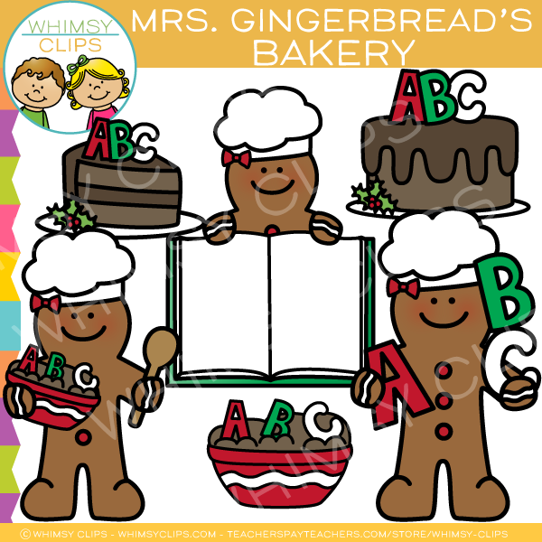Free Mrs. Gingerbread