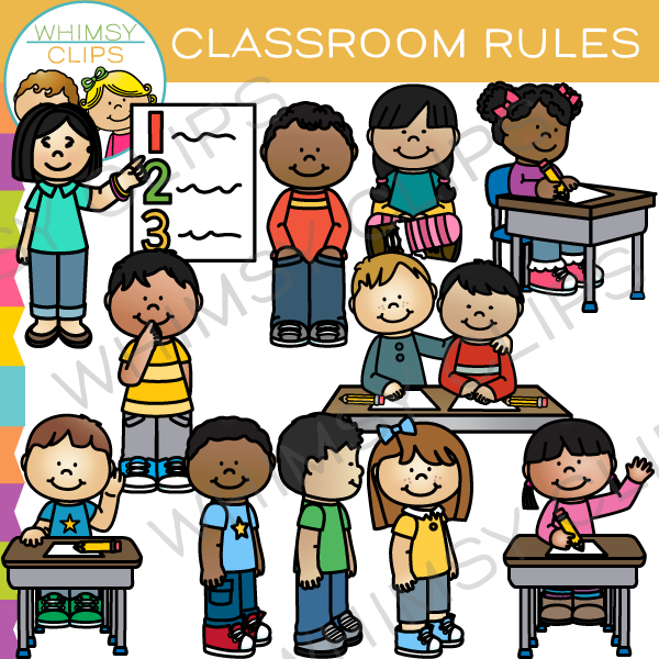 School Clip Art Images Amp Illustrations Whimsy Clips