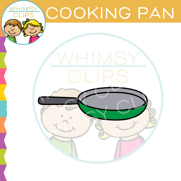 Cooking Pan Clip Art