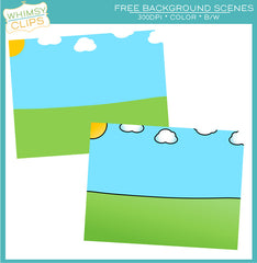 Free Background Scenes