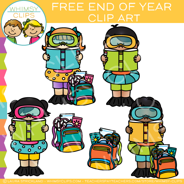 Free End Of The School Year Clip Art Images Illustrations
