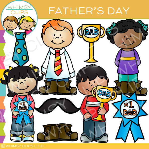 Father's Day Clip Art