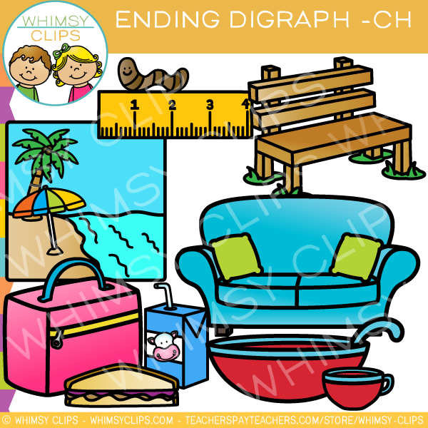 final digraph clip art ch words images illustrations whimsy rh whimsyclips com clip art words of encouragement clip art workshops