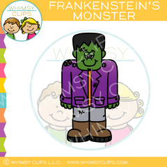 Frankenstein's Monster Clip Art