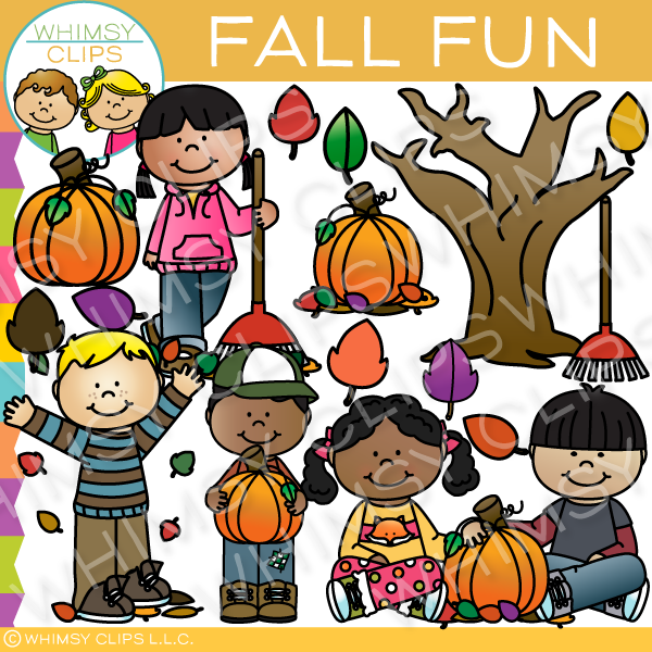 Fall Fun Clip Art