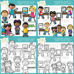 Technology Kids & Internet Safety Bundle