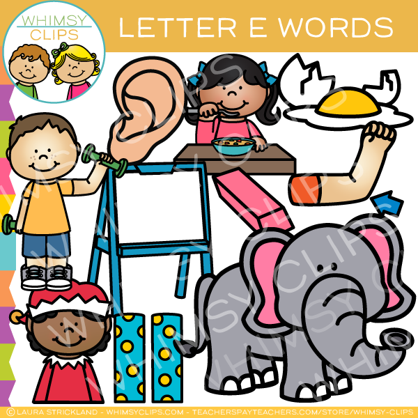 letter e alphabet clip art images illustrations whimsy clips rh whimsyclips com letter e clipart black and white letter a clip art images