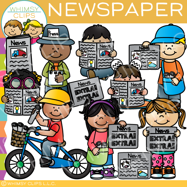 News Reporter Clip Art Images Illustrations