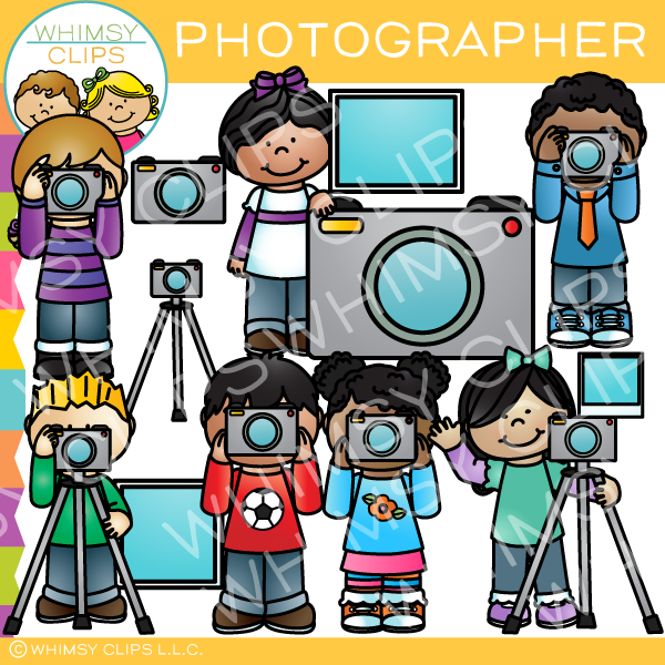 Photographer Clip Art