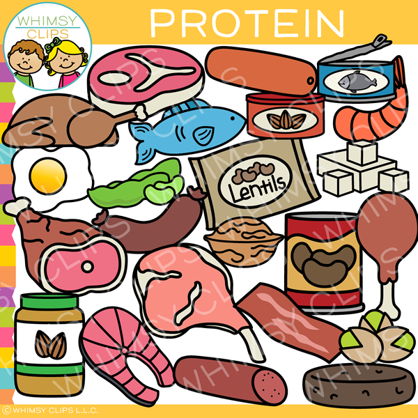Meat and Protein Clip Art