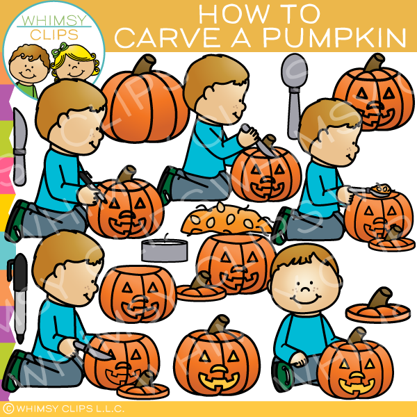 how to carve a pumpkin clip art images illustrations whimsy rh whimsyclips com care clip art cave clipart transparent