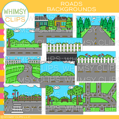 Road Backgrounds
