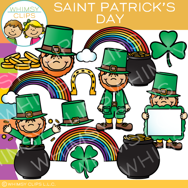 Saint Patrick's Day Clip Art