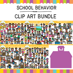 School Behavior Clip Art