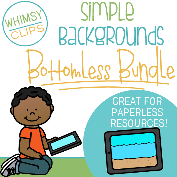 Simple Backgrounds Bottomless Bundle