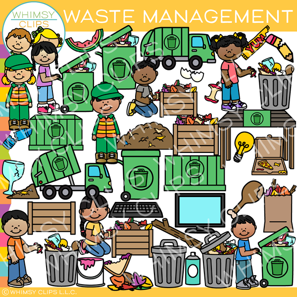 Waste Management Clip Art