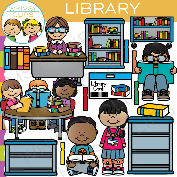 at the library clip art images illustrations whimsy clips rh whimsyclips com library clip art printables library clip art printables